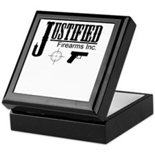 Justified Firearms Inc. Keepsake Box