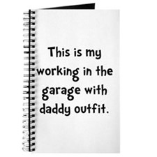 Working Daddy Garage Journal