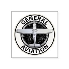 General Aviation Sticker
