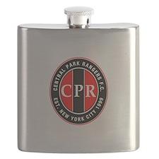 Cute Park ranger Flask