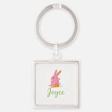 Easter Bunny Joyce Keychains