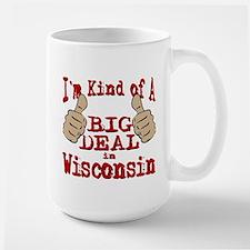 Big Deal - Wisconsin Mug