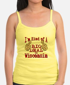 Big Deal - Wisconsin Jr.Spaghetti Strap