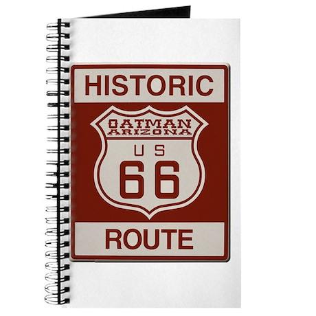 Oatman Route 66 Journal