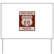 Oatman Route 66 Yard Sign