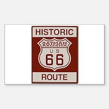 Oatman Route 66 Decal