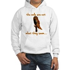 The Owls are Not What They Seem Hoodie