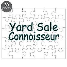 Yard Sale Connoisseur Puzzle