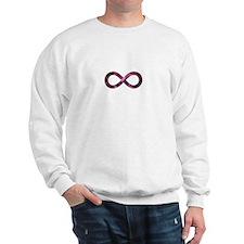 galaxy infinity Sweatshirt