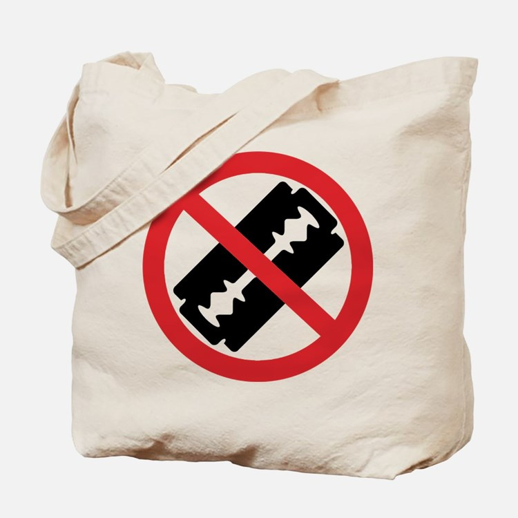 Don't Shave! Tote Bag