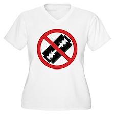 Don't Shave! Plus Size T-Shirt