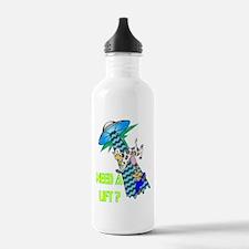 Need a Lift? Water Bottle