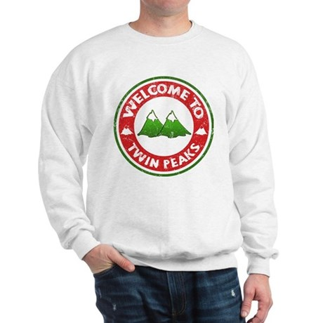 Welcome To Twin Peaks Sweatshirt