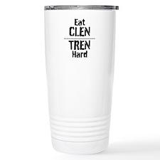Eat CLEN TREN hard Travel Mug