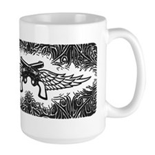 Pistols and Wings Mug