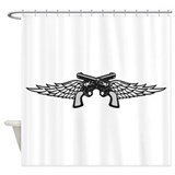 Miranda lambert Shower Curtains