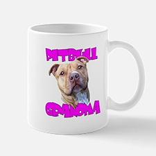 Pitbull grandma Mug