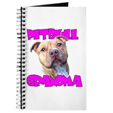 Pitbull grandma Journal