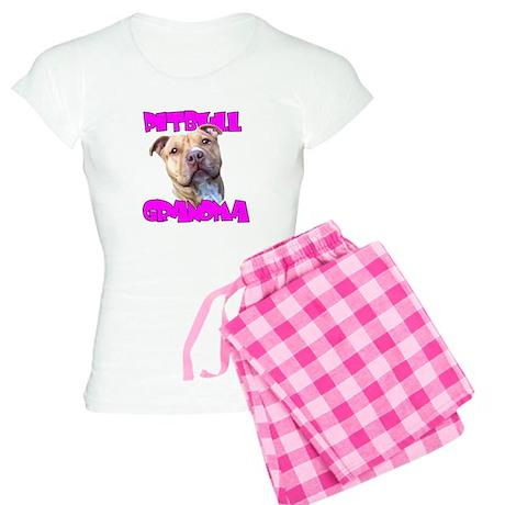 Pitbull grandma Pajamas