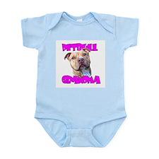 Pitbull grandma Body Suit