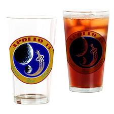Apollo 14 Drinking Glass