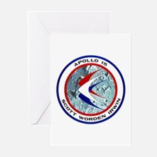 Apollo 15 Greeting Cards (Pk of 10)
