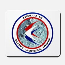 Apollo 15 Mousepad