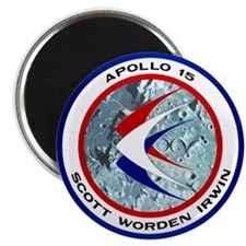 Apollo 15 Magnet