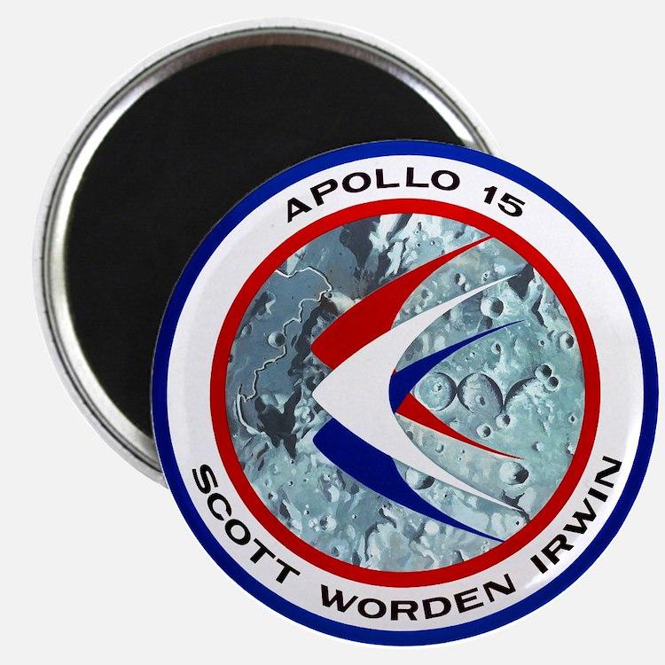 Apollo 15 Magnet
