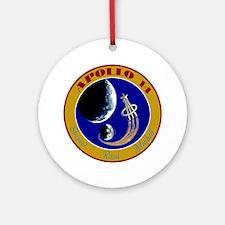 Apollo 14 Ornament (Round)