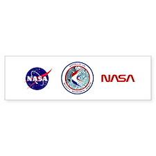 Apollo 15 Bumper Bumper Sticker