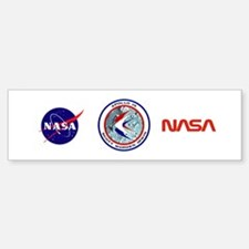 Apollo 15 Bumper Bumper Sticker