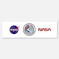 Apollo 15 Sticker (Bumper)