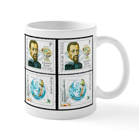 Johannes Kepler Mug