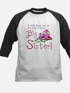 Birdie Big Sister Baseball Jersey