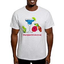 HAPPY HOUR - WHITE T-Shirt
