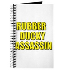 RUBBER DUCKY ASSASSIN Journal