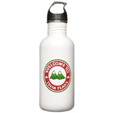 Welcome To Twin Peaks Water Bottle