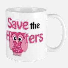 Save the Hooters Mug
