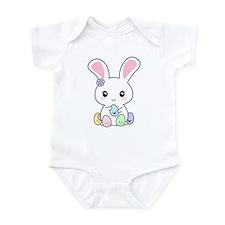 Kawaii Easter Bunny Infant Bodysuit