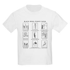 Saga Scenes Three T-Shirt