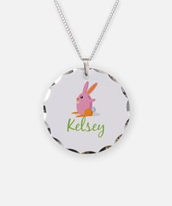 Easter Bunny Kelsey Necklace