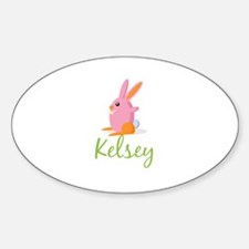 Easter Bunny Kelsey Decal