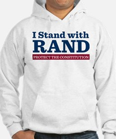 I Stand With Rand Hoodie