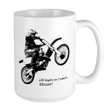 Dirtbike Mug
