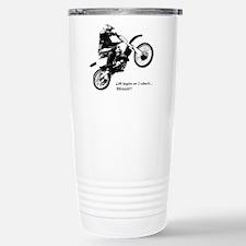 Dirtbike Travel Mug