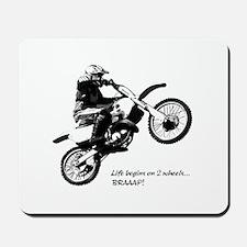 Dirtbike Mousepad