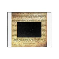 The Desiderata Poem by Max Ehrmann Picture Frame