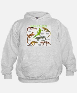 Funny Animals reptiles Hoodie