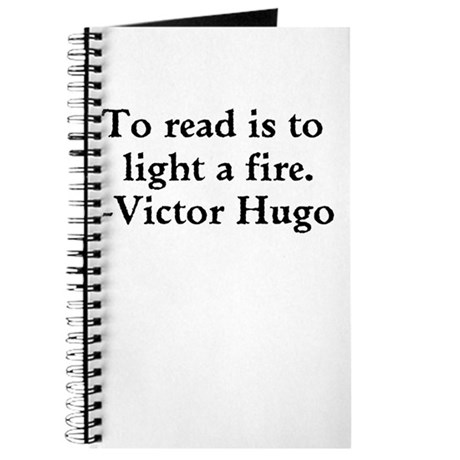 Victor Hugo: To Read Journal